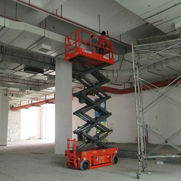Mini Hydraulic Scissor Lift : Sales small platform hydraulic scissor lift industrial