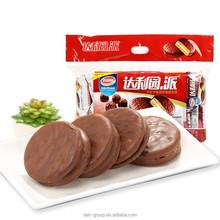 Da Li Yuan Chocolate Pie chocolate-coated biscuit 600g