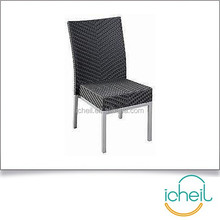 Aluminum wicker chair wholesale