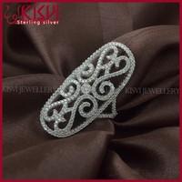 jewelry cnc jewelry machine wedding ring rodium with CE certificate