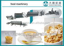 DP85 large output and CE certificate breakfast corn flakes production line/making plant in china