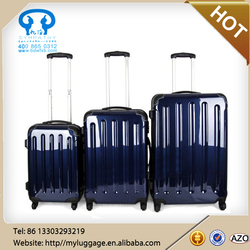 Travelmate trolley luggage travel bags, hard shell spinner suitcase