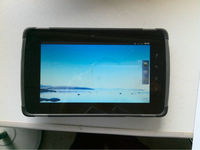 7 inch android tablet pc wifi 3g gps from China factory