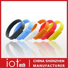 New products Wholesale Bracelet USB Flash Drive Free Sample