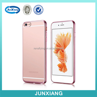 ultra thin clear crystal case for iphone 6s plus