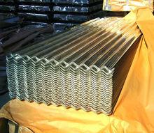 Zinc corrugado Estructura Roofing hoja / placa