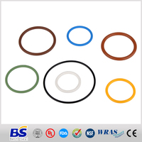 Clear silicone o-ring & rubber o-ring for sport light