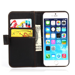 Shockproof leather cheap mobile phone case for iphone 6