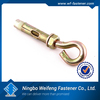 America made in china manufacture zinc plated eye bolt anchor