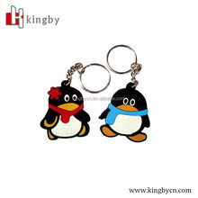 cheap price personalized 2D plastic keychain/promotional plastic keychain/kids toy keychain