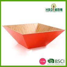 Bamboo Bowl wholesale xiamen port