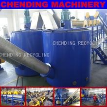 China CHENDING new wash hard plastic pipe scrap