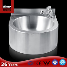 High quality bathroom wash hand basin size