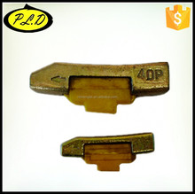 Hign quality spare part excavator bucket pin sizes for 40P
