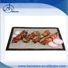 gas & charcoal grills Non-stick Mesh Grilling mat