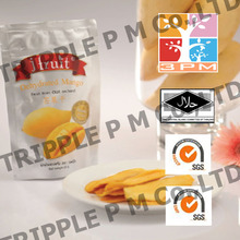 DEHYDRATED FRUIT , DRIED FRUIT , DRIED MANGO NATURAL