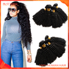 7A Unprocessed Indian Remy Human Hair Weave Top Selling Kinky Curly Indian Virgin Human Hair Extension Cheap Indian Human Hair