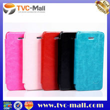 2013 New KLX Enland Series Retro Leather Case for iPhone 5C