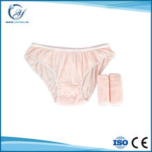 Sexy Female Maternity disposable period panties