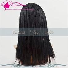 wholesale synthetic wig yaki hair braid styles