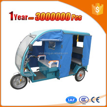 Closed high quality electric automobile with CE