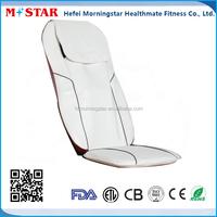 Car and home seat massage cushion, vibration massage chair seat cushion