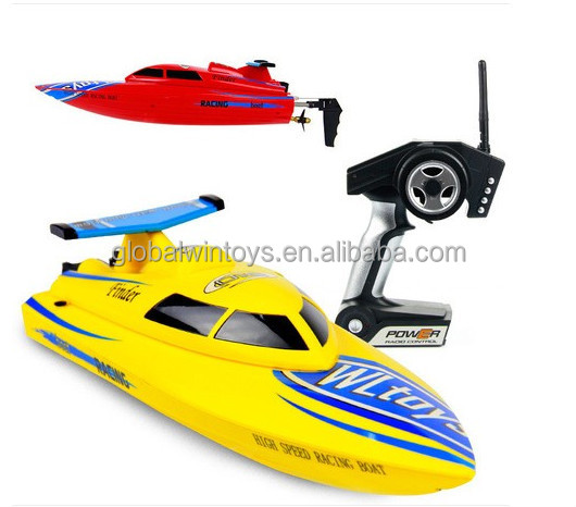 Speed racing boatwl911 2ch mini fishing boat remote for Rc fishing boat for sale