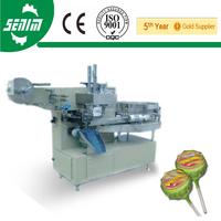 China Supplier SML130 Tek Bukum Paketleme Makineleri Lollipop