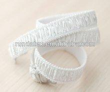 elastic bra strap