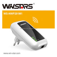 200Mbps Wireless Powerline Adapter up to 300M range, Plug and Play fuction