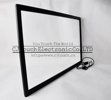 "27'' 27"" 27inch 27 inch USB touch screen kit for LCD& Monitor, ir touch frame overlay kit"