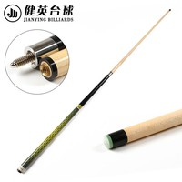 New design snooker cue manufacturer wall pool cue rack