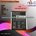 Batería del teléfono celular del teléfono móvil Batería BST-43 para SonyEricsson S001