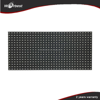 Ali wholesale ph10,p10 led module/scrolling led sign module p10