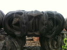 Rubber Tyre Scraps,Battery scraps