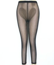 2012 Lace PU leggings for fashion women popular in Europe