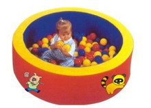 small soft ball pit