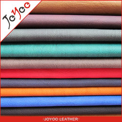 Joyoo 1.0mm fashion new product Yangbuck shoe pu leather