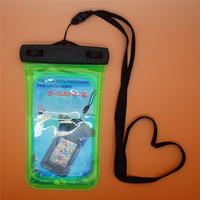 2014 China Wholesale Cell Phone Waterproof Bag,Phone Waterproof Case