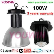 Ali09 warehouse/gym/garage 80w/100w led high bay light fixture