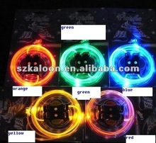 glow neon led shoelace