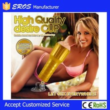 Gold comfortable spider hands free, sex toy for men pictures