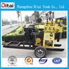 China factory direct price high quality drilling rig, 150m drilling rig for sale!