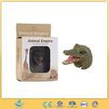 Figura Animal anel Animal selvagem - crocodilo do nilo china empresa de brinquedos
