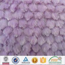 microfiber velboa fabric