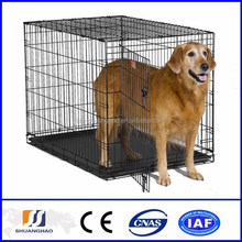 Hot sale cheap professional made large dog cage (factory)