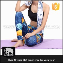 Fashion ladies fitness clothing women leggings tight yoga Wear