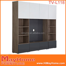 Generous design new model TV-L118 living room furniture wall tv cabinet