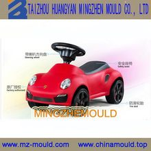 Top quality new coming promotional swing car mould parts for baby