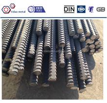 High quality soil nail factory China supplier/screw thread steel bar/anchor coupler